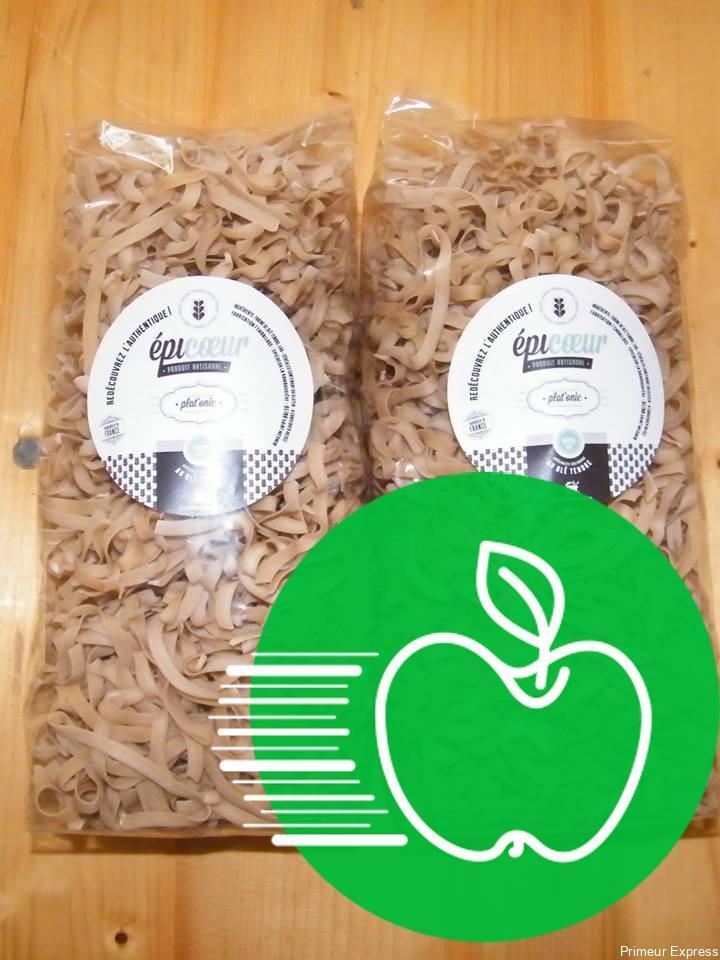 Pâtes Nature Plat'onic (500g)