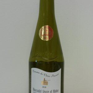 Muscadet Sèvre et Maine sur Lie Cuvée Lucien 2016