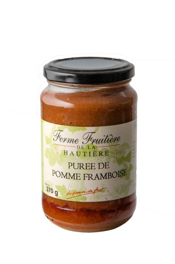 Purée de Pomme Framboise (370g)