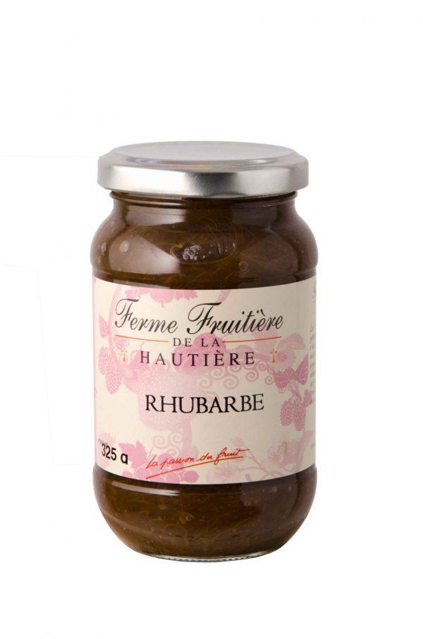 Confiture de Rhubarbe (120g)