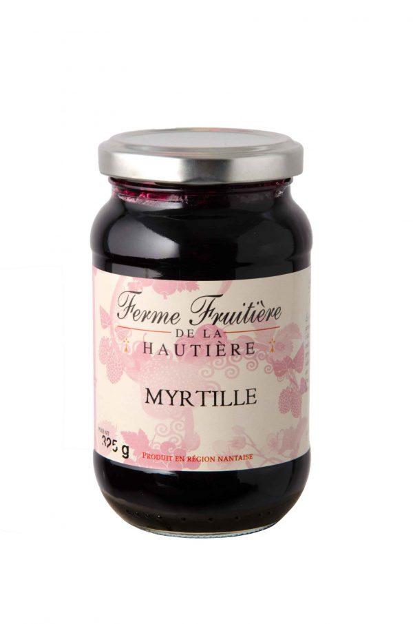 Confiture de Myrtille (120g)