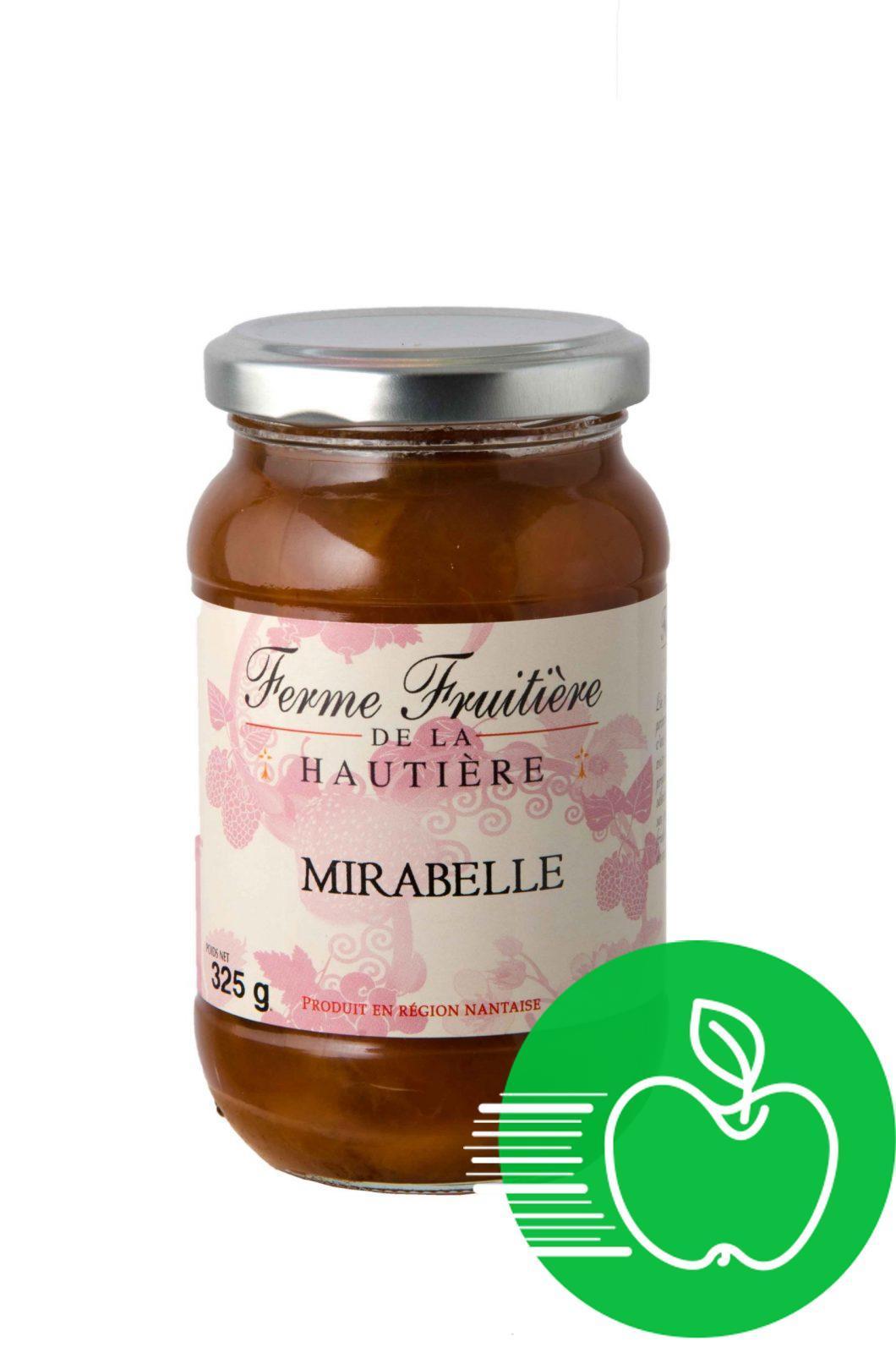 Confiture de Mirabelle (120g)