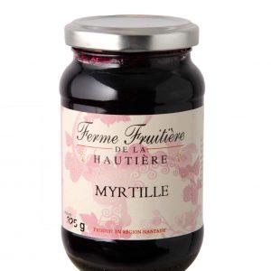 Confiture de Myrtille (325g)