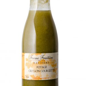 Potage de Cresson et Courgette (75cl)