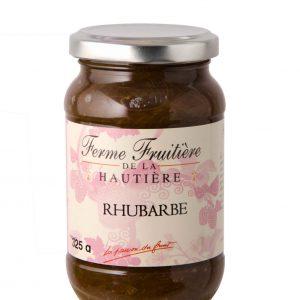 Confiture à la Rhubarbe (325g)