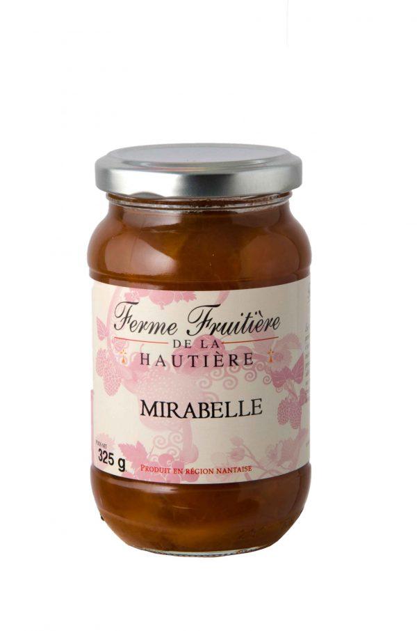 Confiture de Mirabelle (325g)