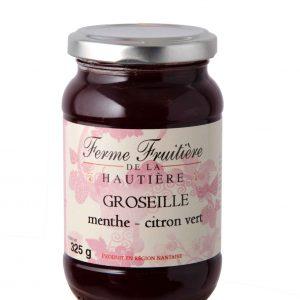 Confiture de Groseille (325g)