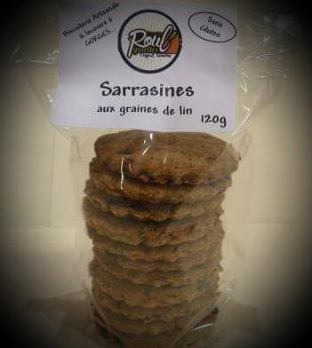 Galettes Sarrasines