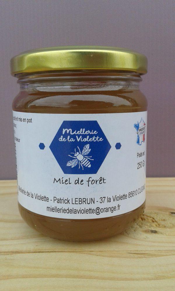 Miel de Forêt (250g)