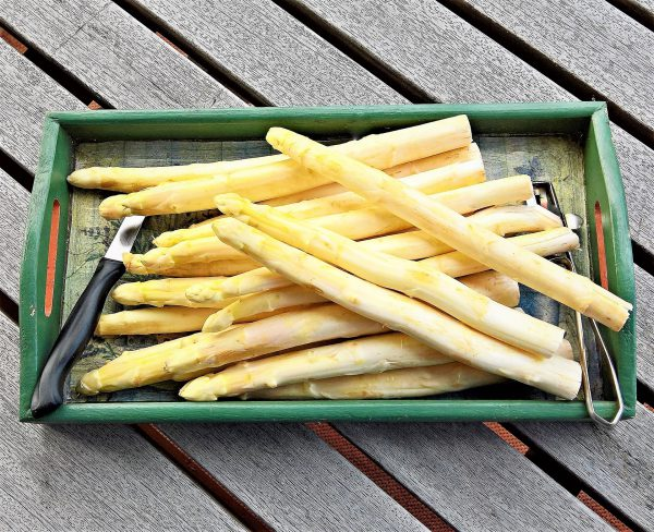 Asperges Blanches (500g)