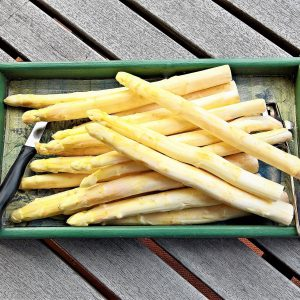 Asperges blanches (1kg)