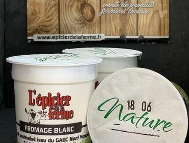Fromage Blanc écrémé (X4) 1