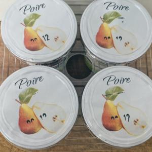 Yaourts Aromatisés à la Poire (X4)