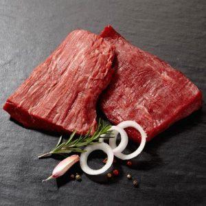 Steaks dessus de palette (X2)