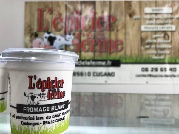 Fromage Blanc écrémé (X4)