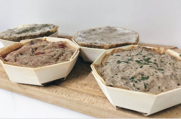 Rillettes Estragon Moutarde (250g)