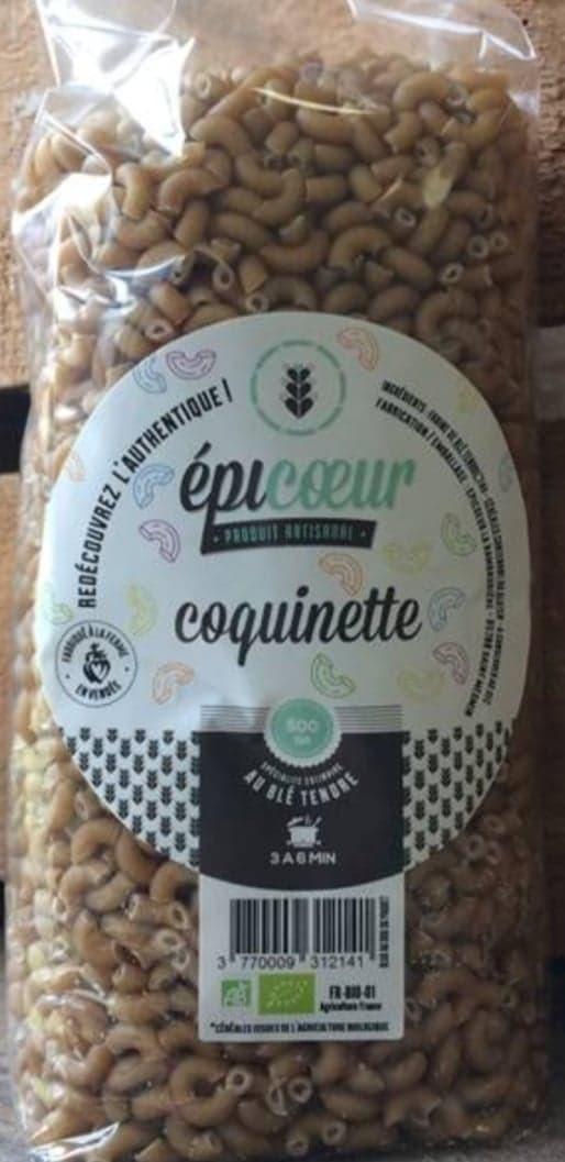 Pâtes Coquinette (500g)