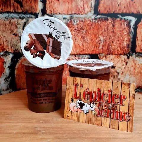 Crème Dessert Chocolat (x4) 1