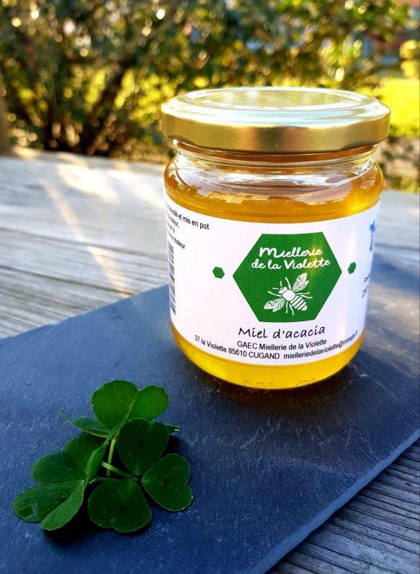 Miel d'Acacia (250g)