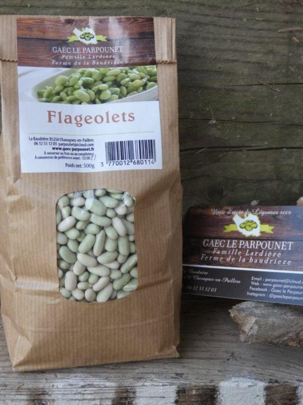 Flageolets (1kg) 1