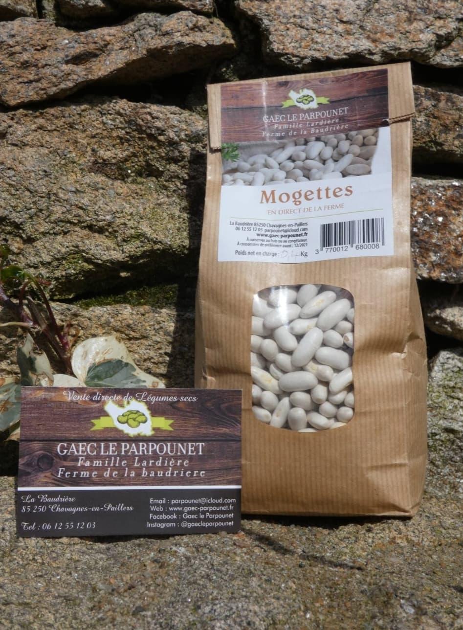 Mogettes (1kg) 1