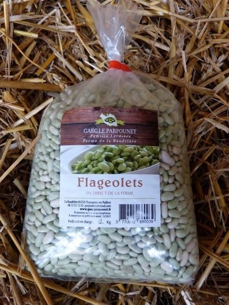 Flageolets (1kg)