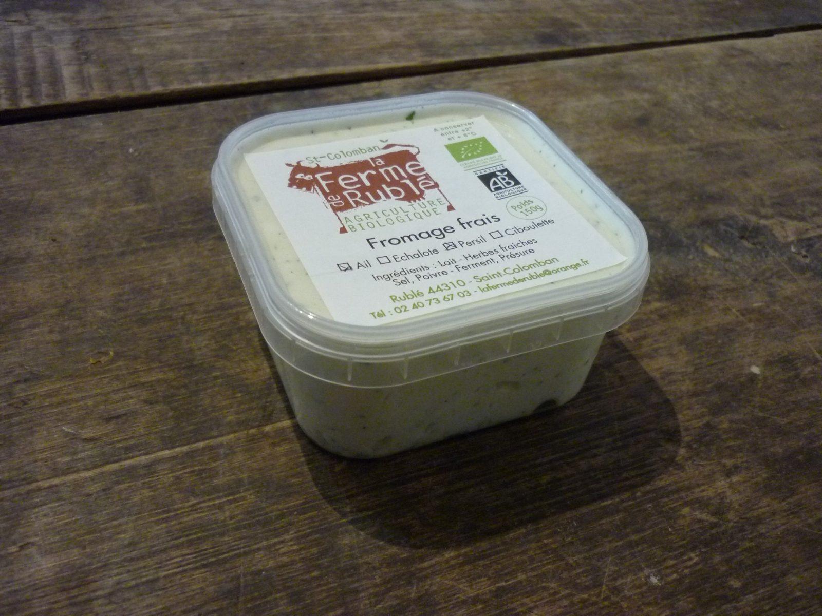 Fromage Frais aux Herbes BIO (150g)