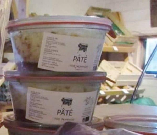 Pâté de Foie BIO (200g)