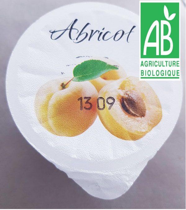 Yaourts Abricots BIO (x2)