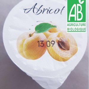 Yaourts Abricots BIO (x4)