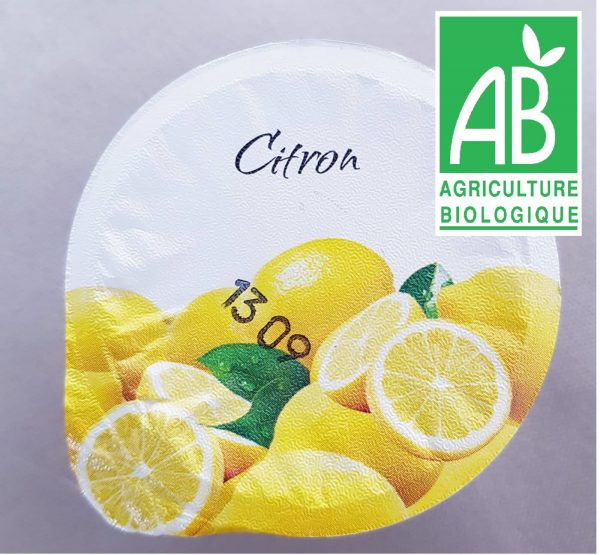 Yaourts Citrons BIO (x2)