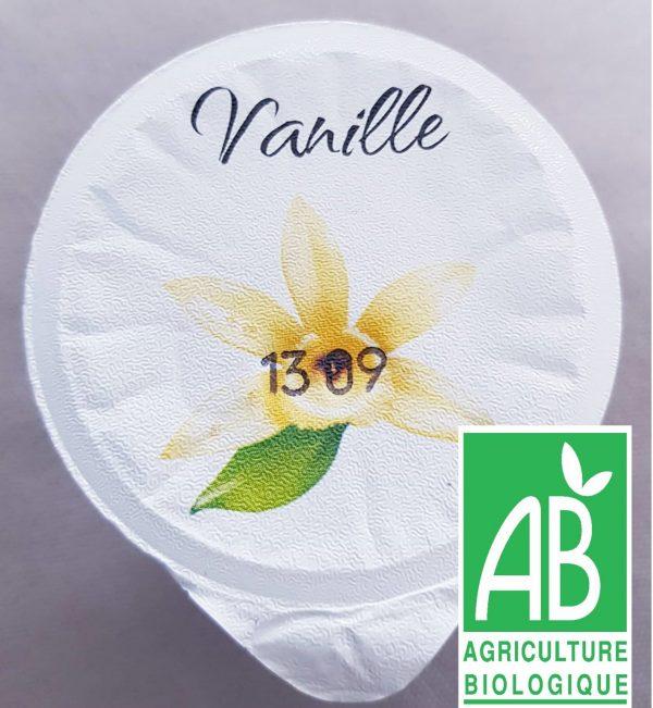 Yaourts Vanilles BIO (x4)