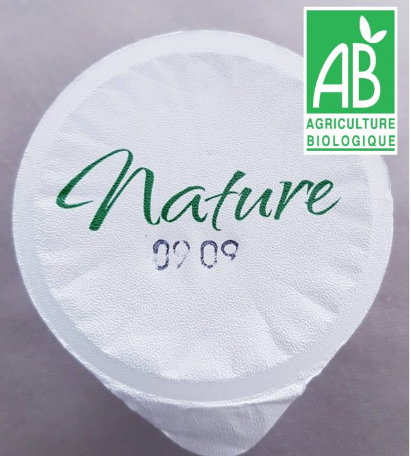 Yaourts Natures BIO (x2)
