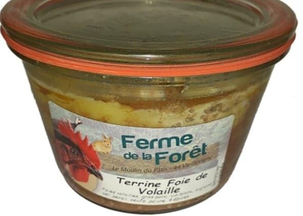 Terrine de Foie de Volaille (250g)