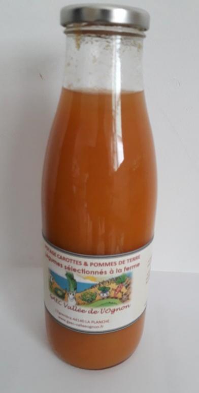 Soupe de Carottes (75cl)