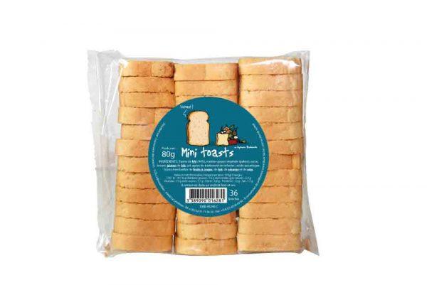 Minis Toasts (80g) 1