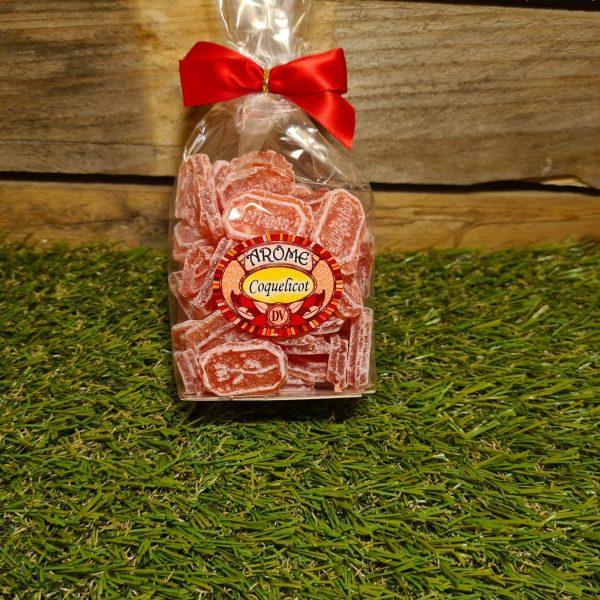 Bonbons saveur Coquelicot (150g) 1