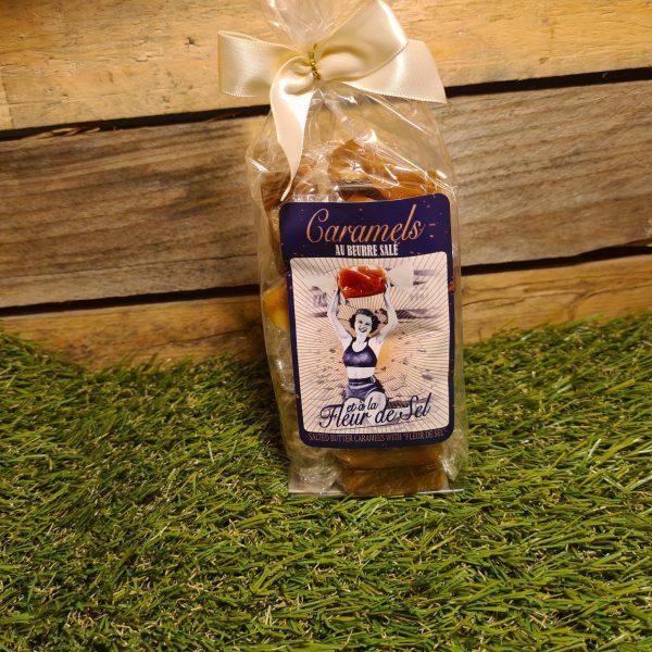 Caramels au beurre salé (180g) 1