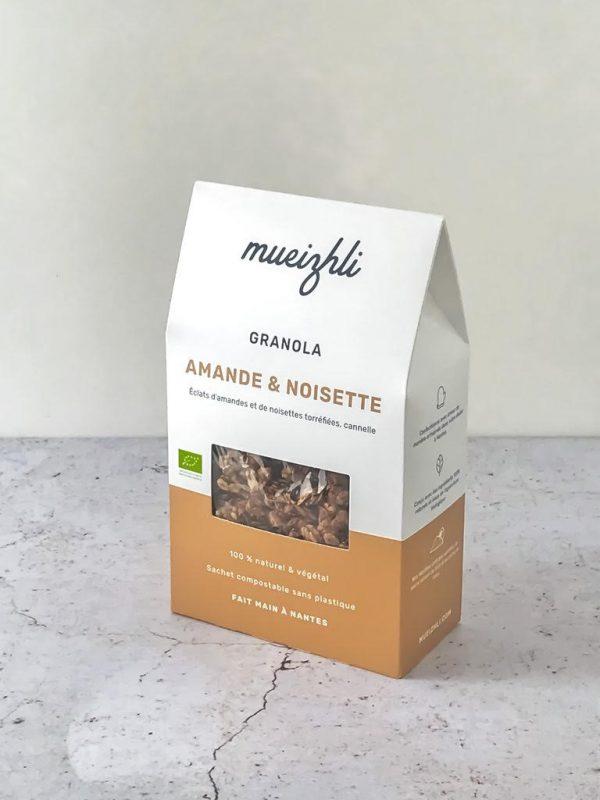 Granola Amandes et Noisettes BIO (300g) 1