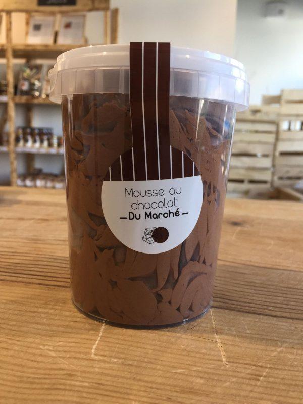 Mousse Chocolat du Marché (260g) 1