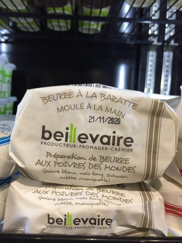 Beurre aux Poivres des Mondes (125g) 1