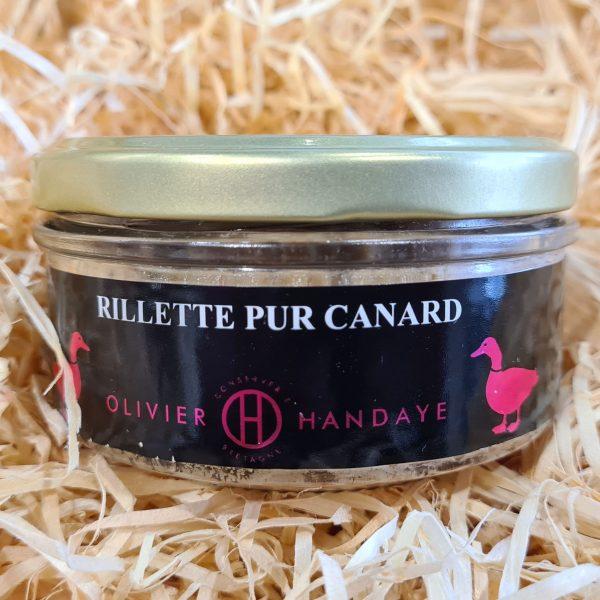 Rillettes Pur Canard (130g) 1