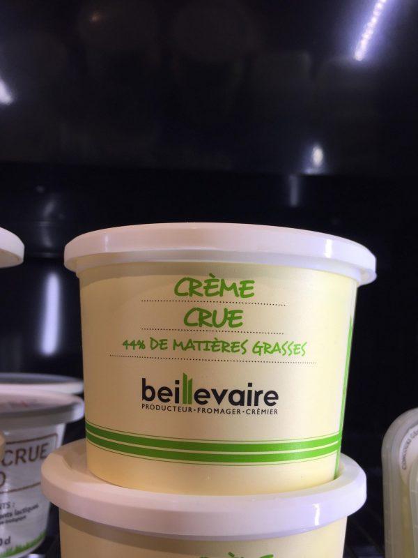 Crème Crue (25cl) 1