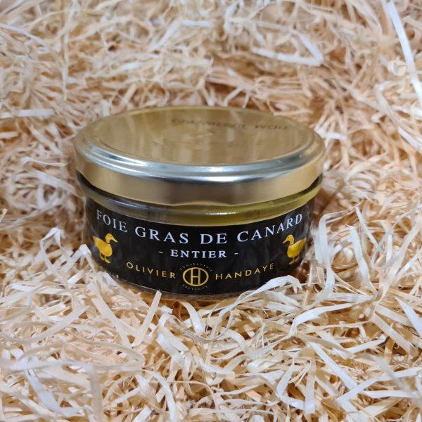 Foie Gras de Canard Entier (120g) 1