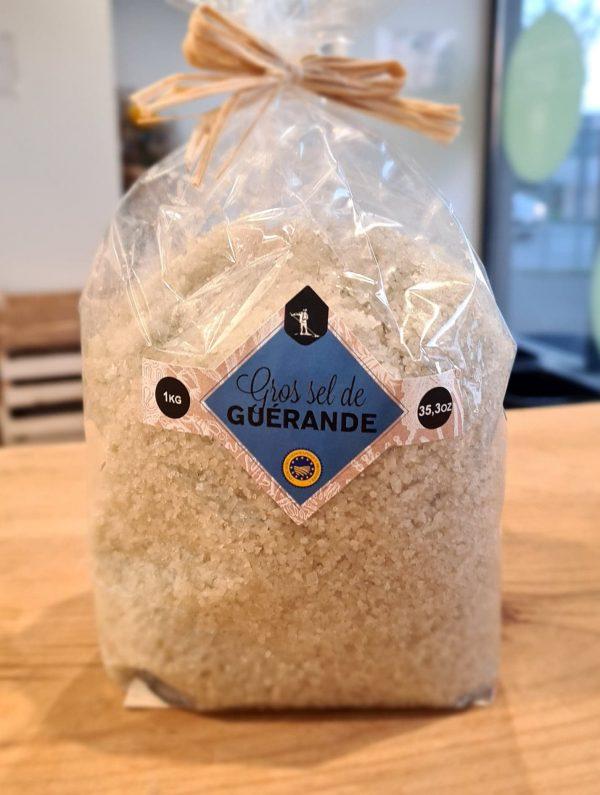 Gros Sel de Guérande (1kg) 1
