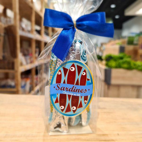 Sardines en Chocolat au lait (60g) 1