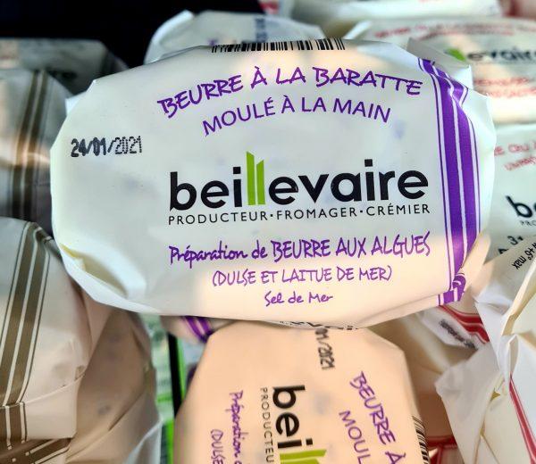 Beurre aux Algues (125g) 1