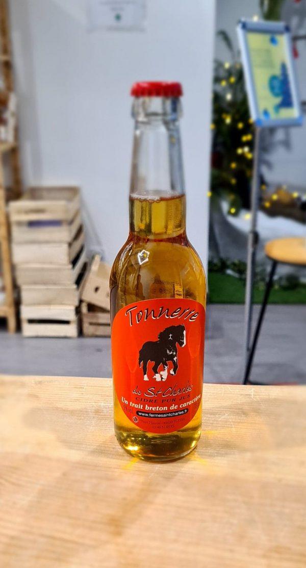 Cidre Pur Jus (33cl) 1