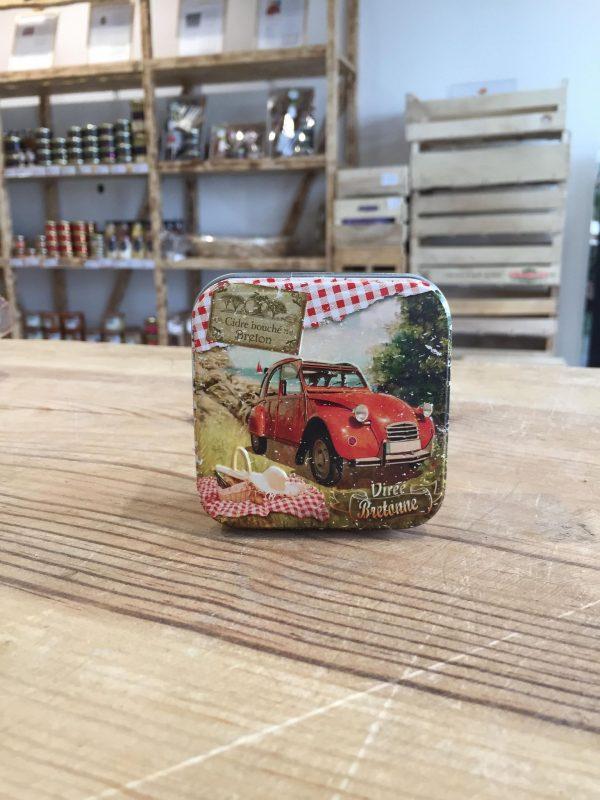 Boîte 2CV Caramels au Beurre Salé (45g) 1