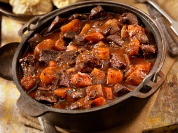 Paleron aux carottes (4 personnes) 1